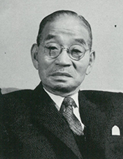 関桂三 関経連初代・第4代会長