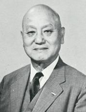 飯島幡司 関経連第2代会長